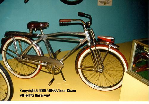 In the 1950s, Rollfast and the D.P. Harris company were two of the most respected old bicycle names left in America. The Harris Company had been around ...