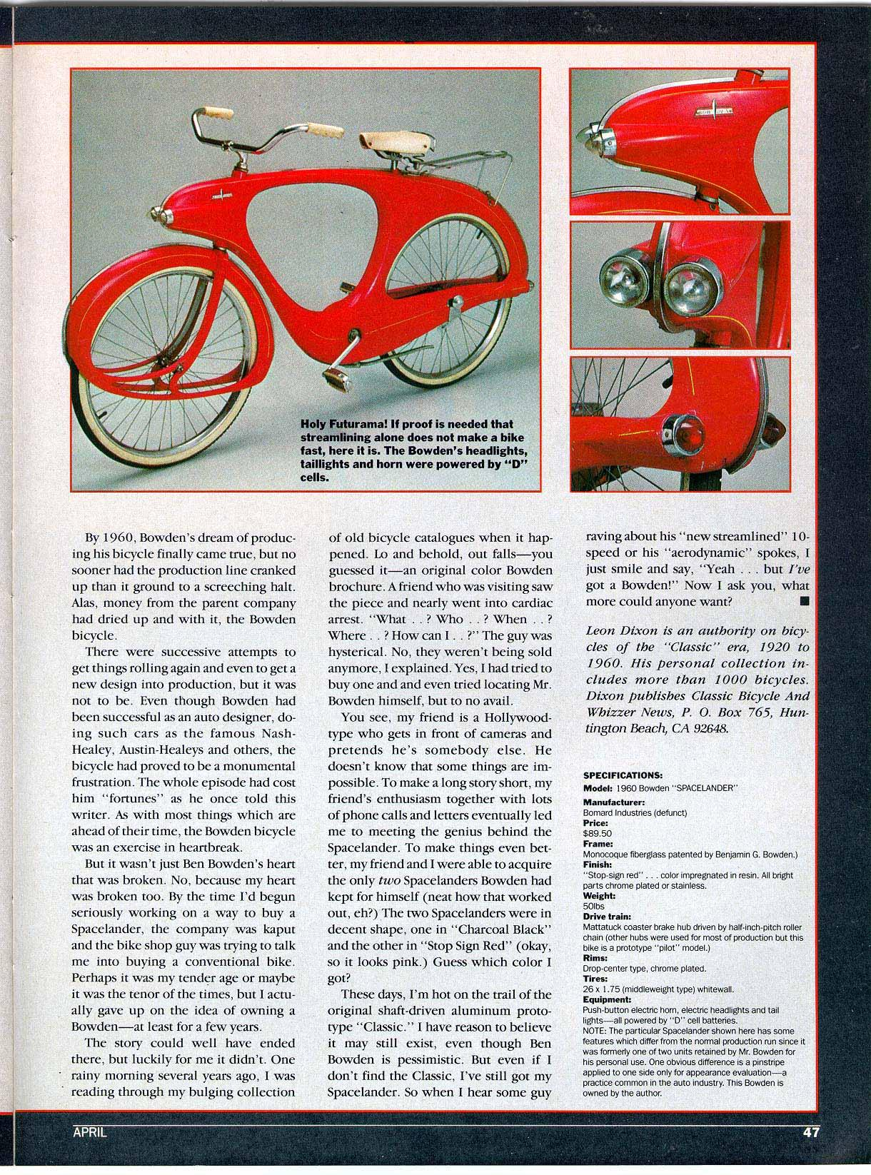 Nbhaa National Bicycle History Archive Of America