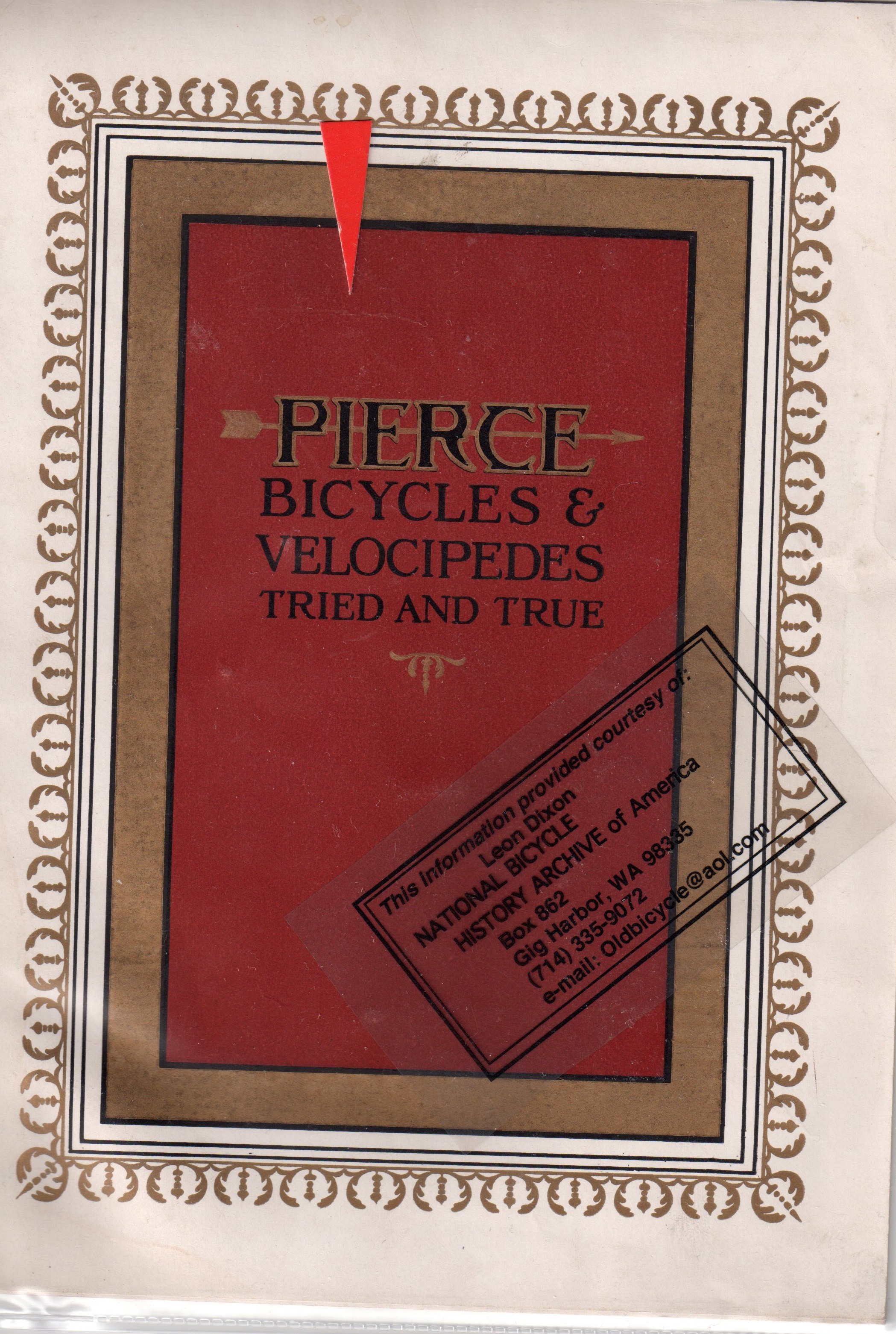 Pierce Bike